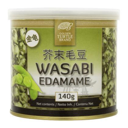 Edamame wasabi nootjes (140g)