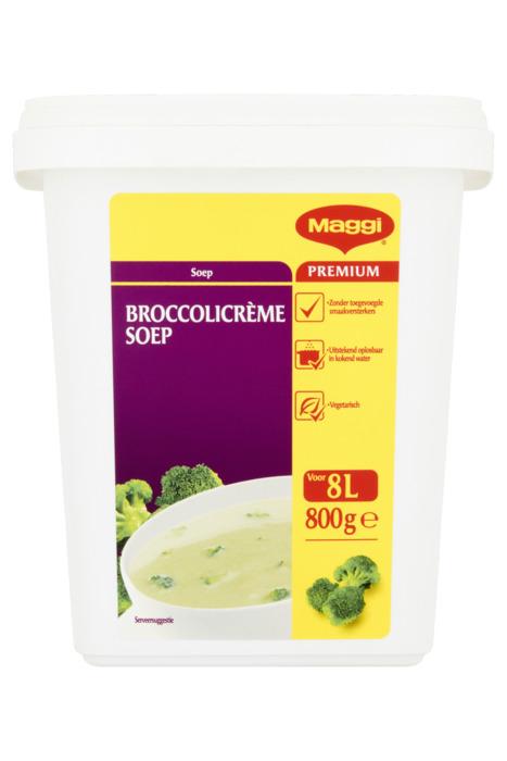 MAGGI Premium Broccolicrème Soep 800 g (800g)