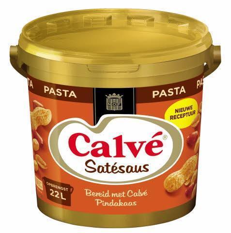 Calve Satesaus 10KG 1x (10kg)