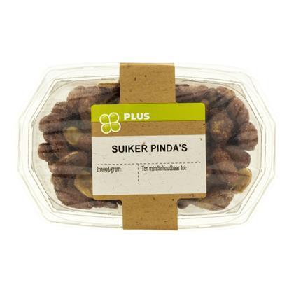 Gesuikerde pinda's (225g)