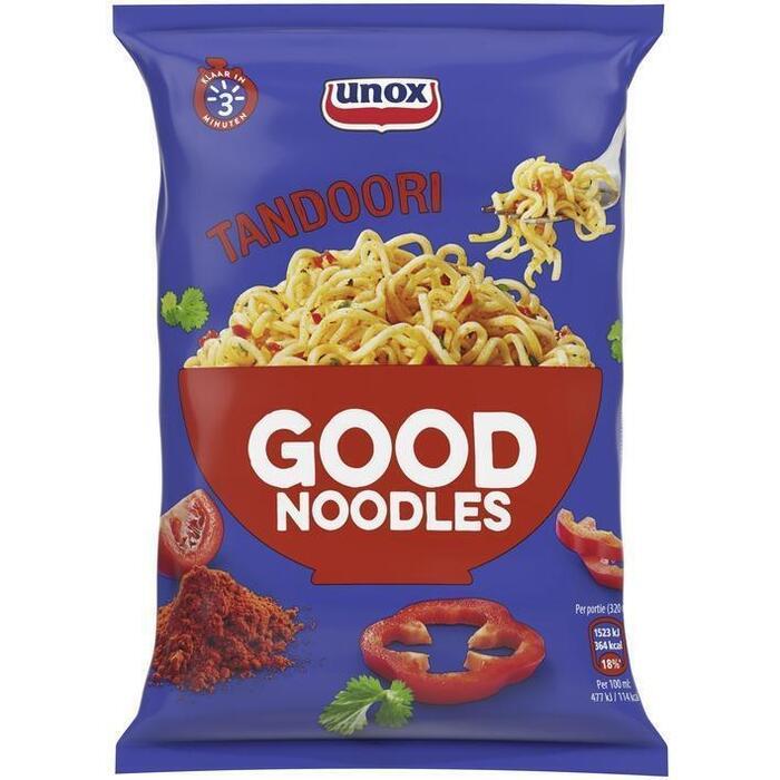 Unox Good noodles instant tandoori (70g)