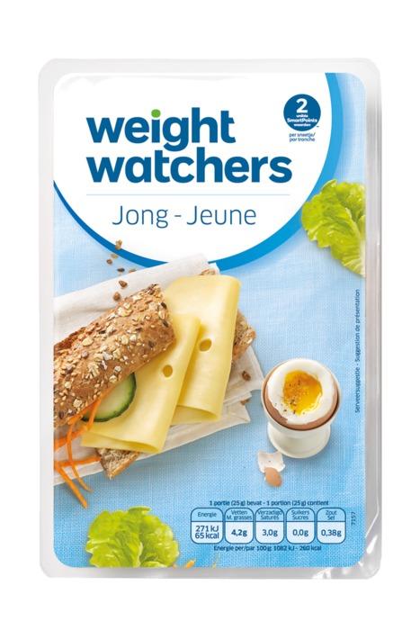 Weight Watchers Jong plakken 30+ (6 × 25g)