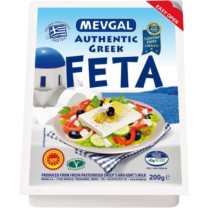 Mevgal Greek Feta 200 g (200g)