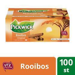 PICKWICK THEEZAKJES ROOIBOS     100X1,5G (100 × 1.5g)