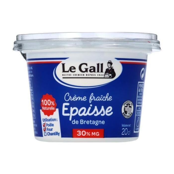 Le Gall Creme fraiche (200ml)