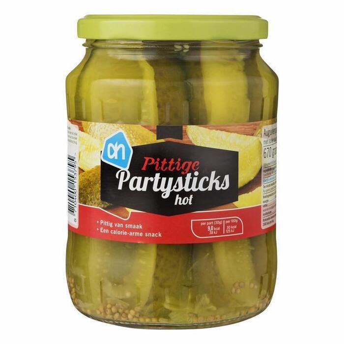 Partysticks hot (pot, 670g)