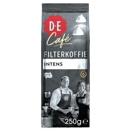 Douwe Egberts Café filterkoffie intens (250g)