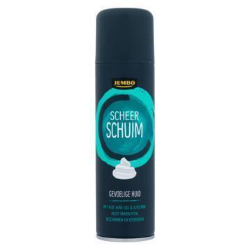 Jumbo Scheer Schuim Gevoelige Huid 250ml (250ml)