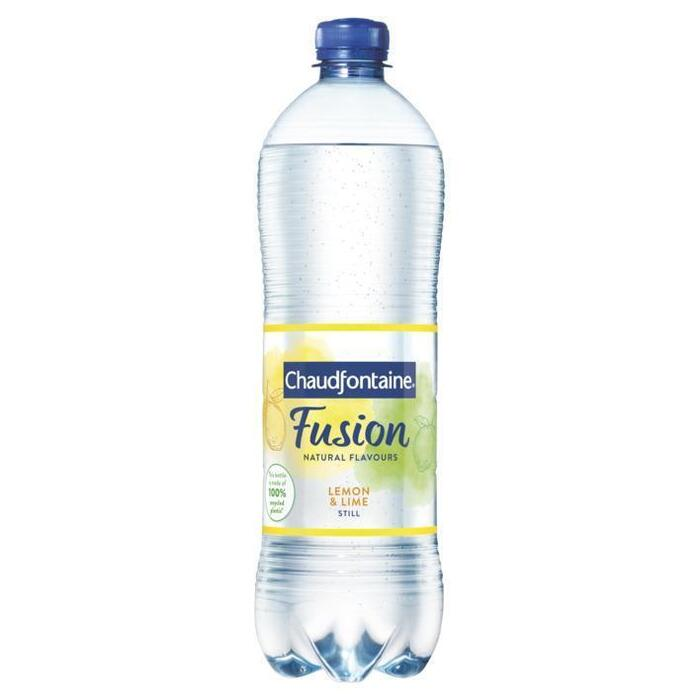 Chaudfontaine Fusion still lemon lime (1L)