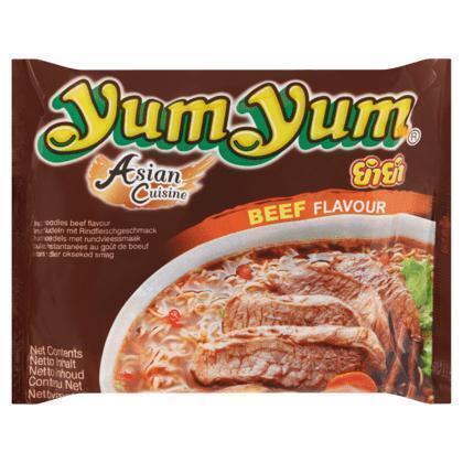 YumYum, Beef flavour (60g)