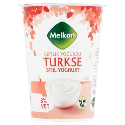 Yoghurt Turkse Stijl (500g)