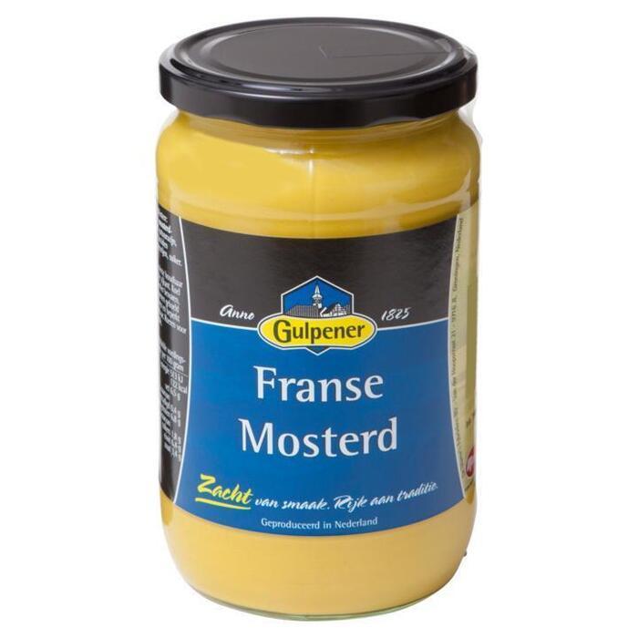 Franse mosterd (700g)