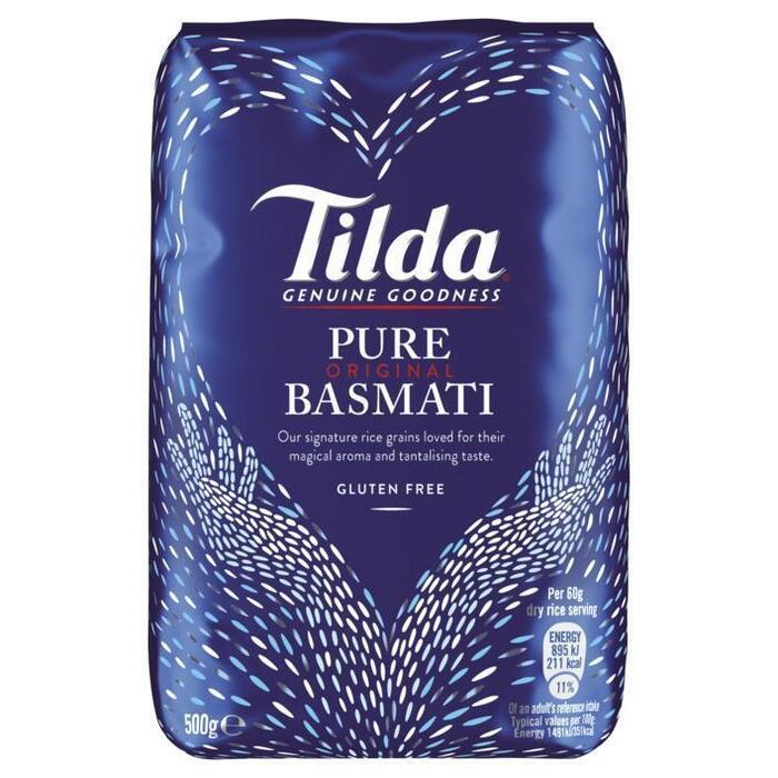 Tilda Pure basmati rice (500g)