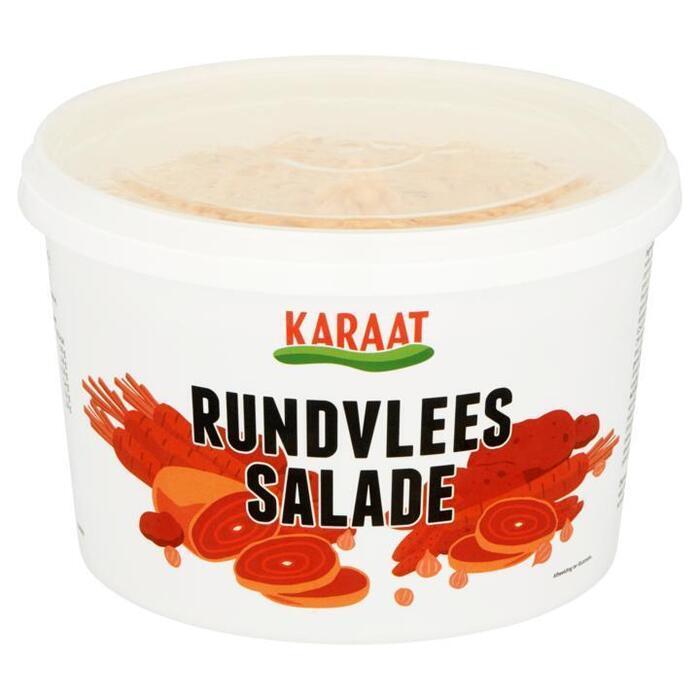 Karaat Rundvleessalade (1kg)