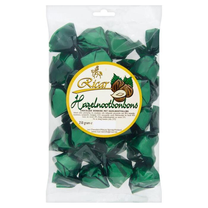 Ricar Hazelnoot bonbons (250g)