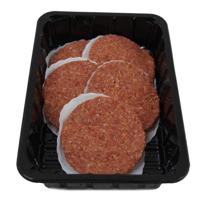 Halal Beefburger (5 st.)