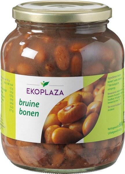 Bruine bonen (pot, 680g)