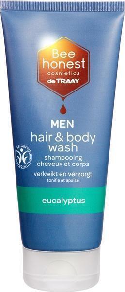 Men hair & body eucalyptus (200ml)