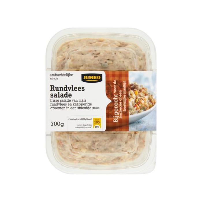 Runvlees salade (700g)