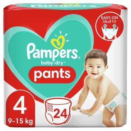 Pampers Baby dry pants keysize maat 4