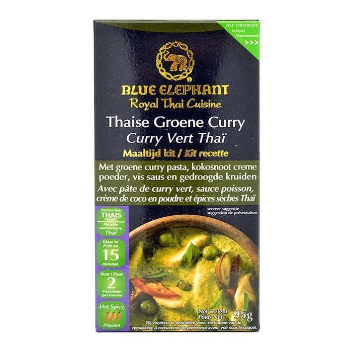 Thaise Groene Curry (95g)