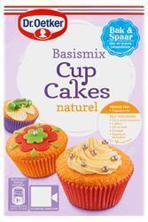 Cupcakes Basismix (Stuk, 300g)