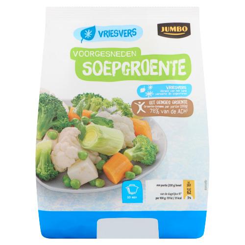 Jumbo Voorgesneden Soepgroente 450 g (450g)
