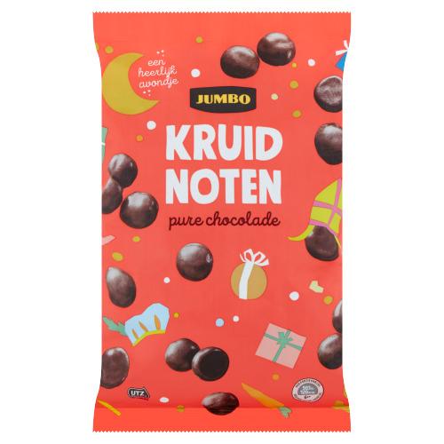 Jumbo chocolade kruidnoten puur 300g (300g)