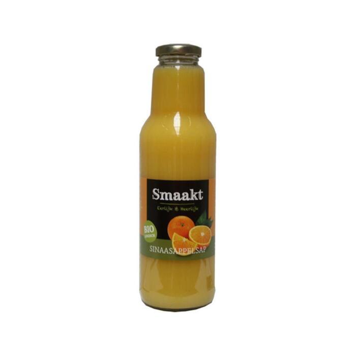 Biologisch Sinaasappelsap (Stuk, 0.75L)