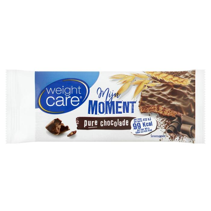 Weight Care Mijn Moment Pure Chocolade 20 g (20g)