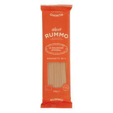 Rummo Biologische Spaghetti N°3 500 g (500g)