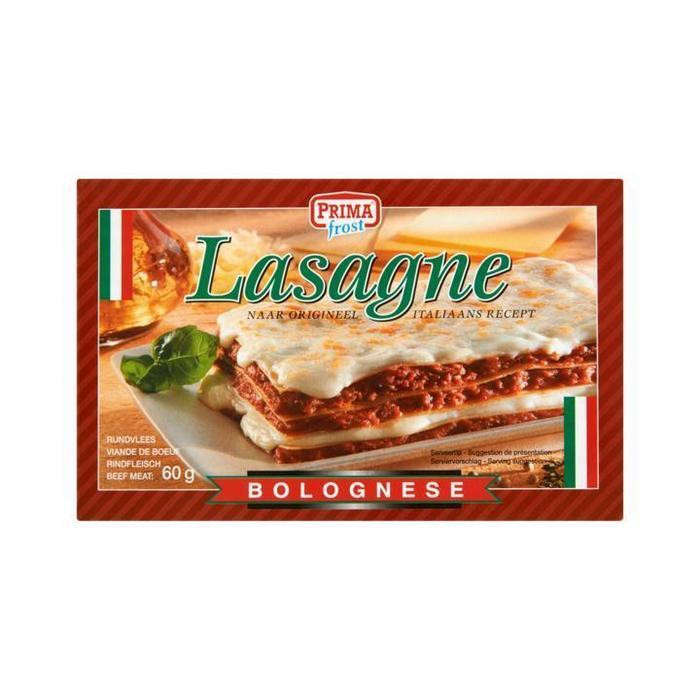 Lasagne bolognese (Stuk, 400g)