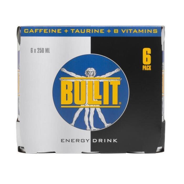 Bullit Energy Drink (rol, 45g)