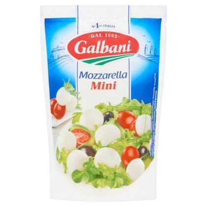 Mozzarella mini's (Stuk, 150g)