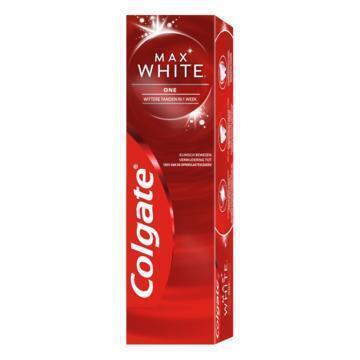 Colgate Max white one tandpasta (75ml)