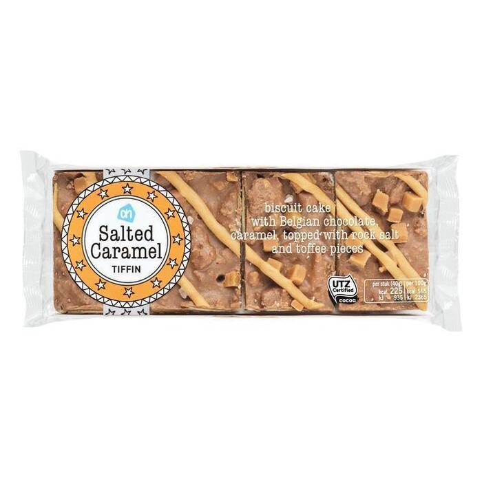 AH Salted caramel tiffin (160g)