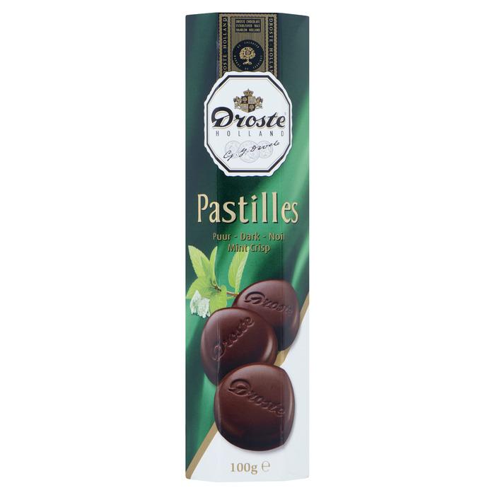 Droste Pastilles Puur/Mint Crisp 100 GR (100g)