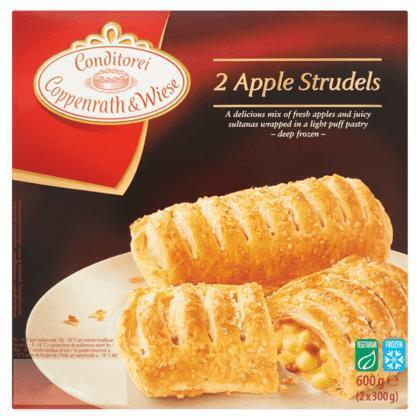 Coppenrath & W. Appelstrudel 2X300G (2 × 600g)