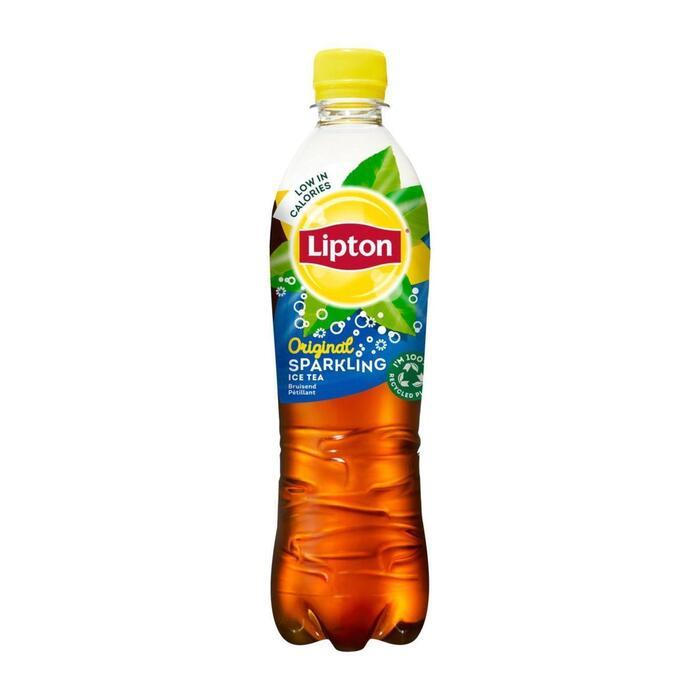 Lipton Ice tea sparkling (rol, 0.5L)