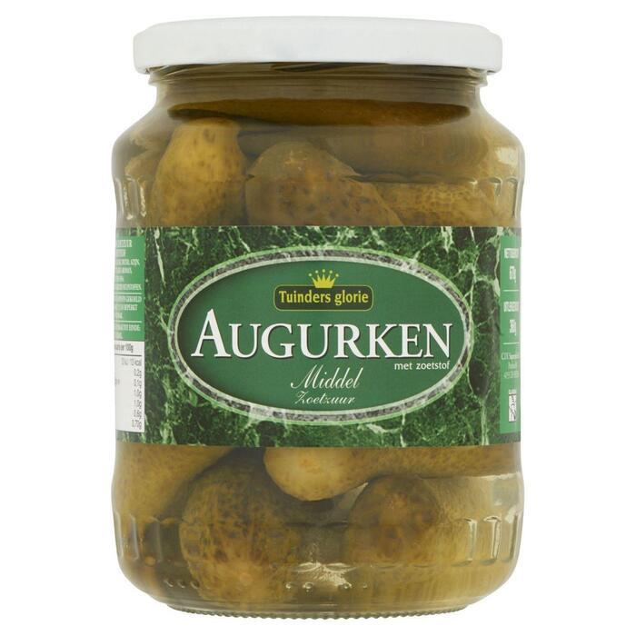 Tuinder Augurken middel (670g)
