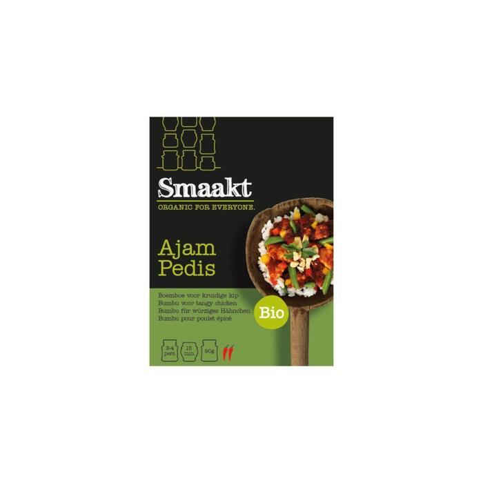 Smaakt Boemboe voor pikante kip (132 × 90g)
