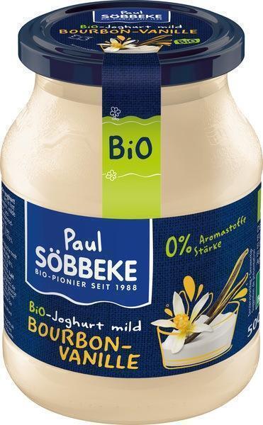 Milde Vanille yoghurt (pot, 500g)