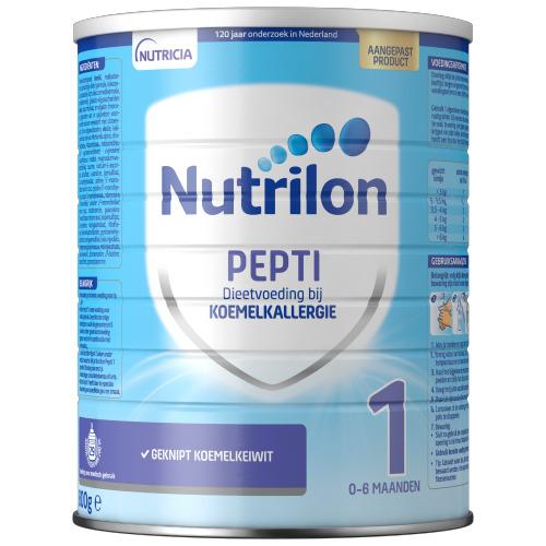Nutrilon Pepti 1 0+ Maanden 800 g (800g)