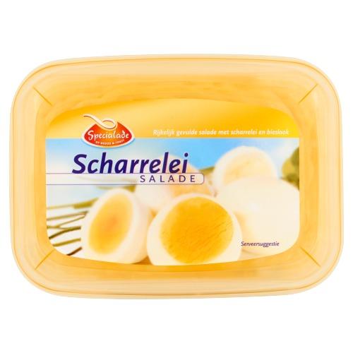 Scharreleisalade (bak, 300g)