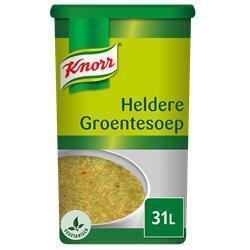 Knorr Heldere Groentesoep (6 × 1.24kg)
