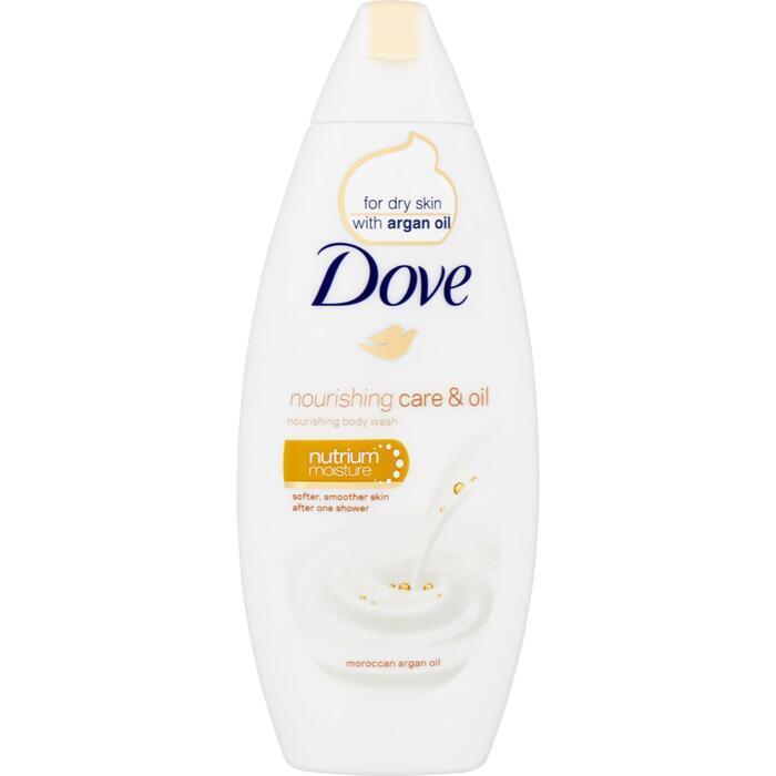 Dove Shower nourish oil & care (250ml)