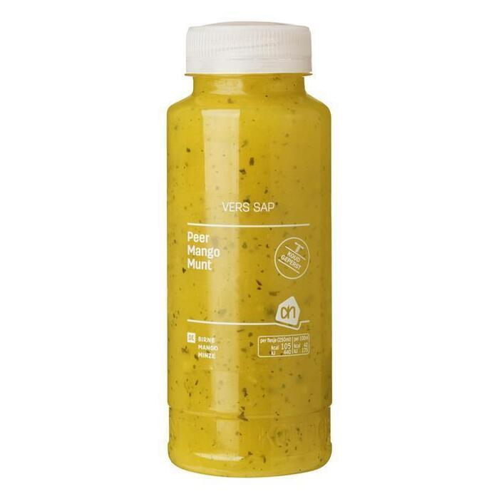 Peer, Mango, Muntsap (glas, 0.5L)