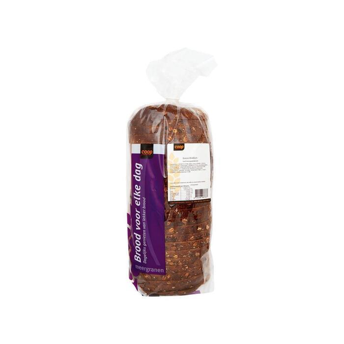 Coop Boeren waldkorn brood heel (800g)
