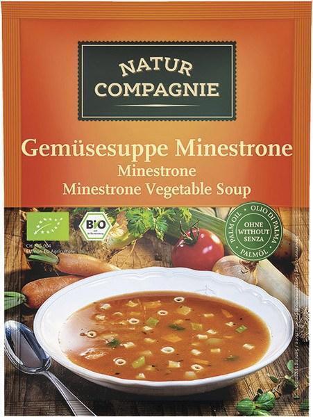 Minestronesoep (zak, 50g)