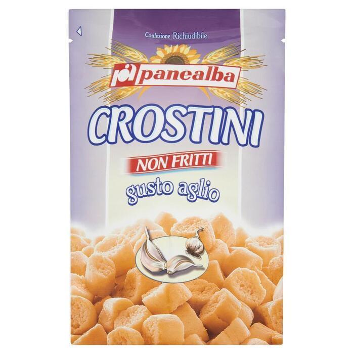 Panealba Knoflook Croutons 100 g (100g)